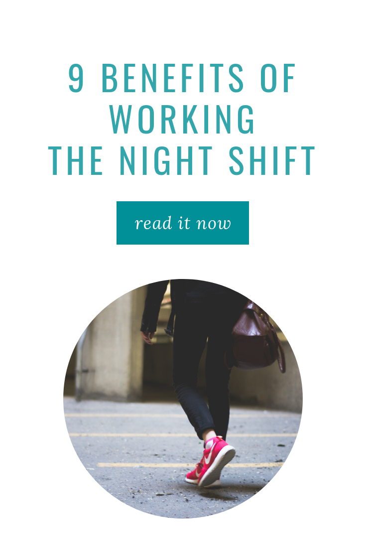 9 Benefits of Working the Night Shift