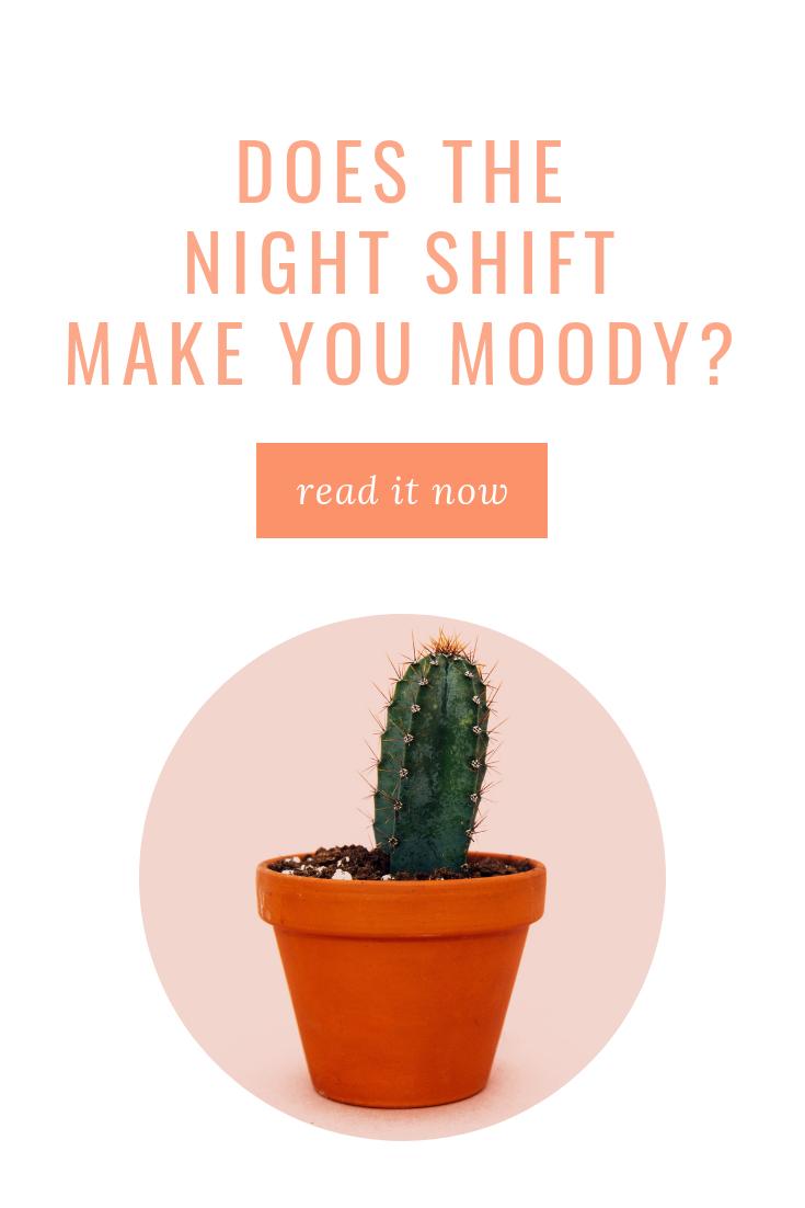 Graveyard shift and mood disorders
