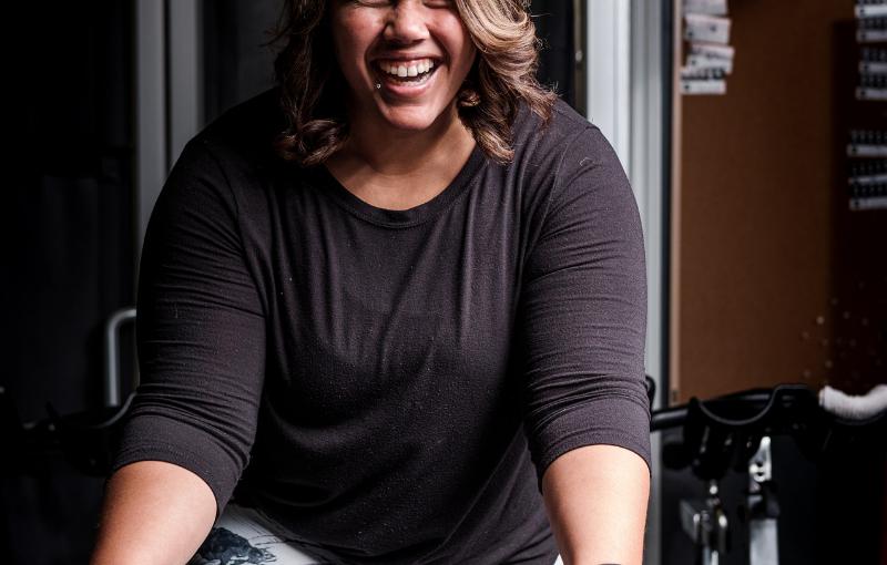 Ashlee Murray: Spinning Her Way Through ShiftWork